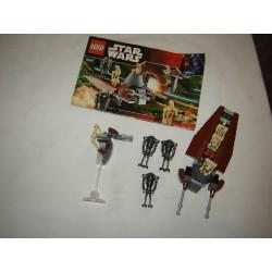 LEGO Star wars 7654 Droids Battle Pack 2007 COMPLET