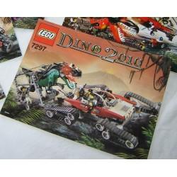 LEGO 7297 instructions (notice) Dino 2010 (2005)