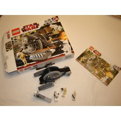 LEGO Star wars 7748 Corporate Allaince Tank Droid 2009 COMPLET