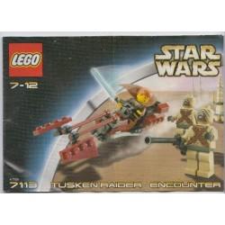 LEGO 7113 instructions Tusken Raider Encounter (2002)